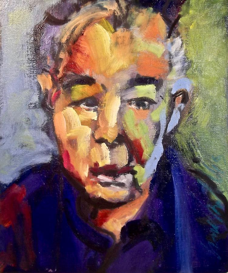 John Prine by Les Leffingwell