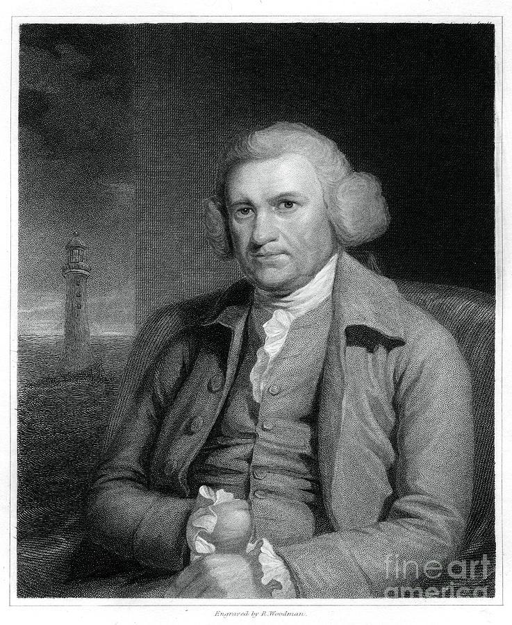 John Smeaton, English Civil Engineer Drawing by Print Collector
