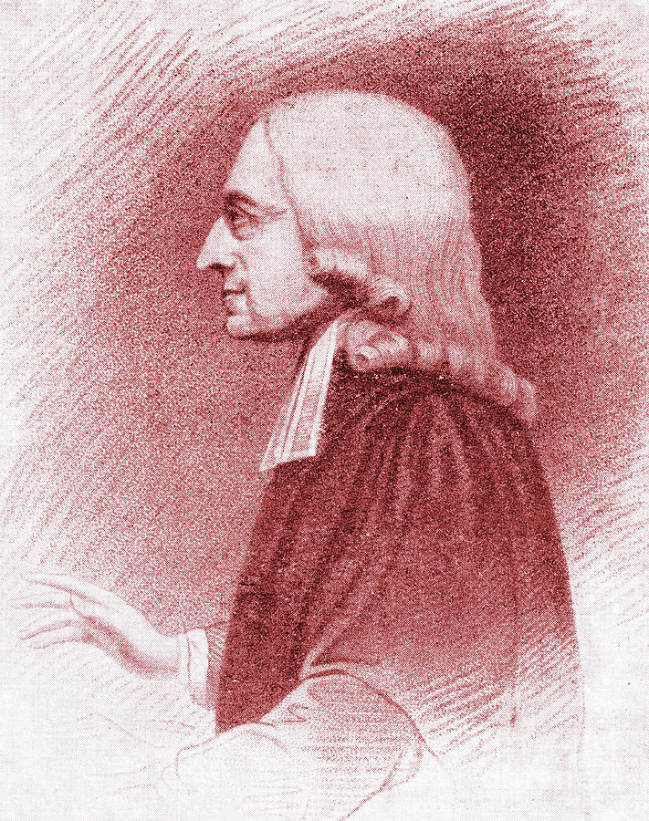 John Wesley Drawing - John Wesley, Anglican Minister And Christian Theologian by English School