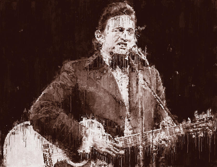 Johnny Cash - 03 by Andrea Mazzocchetti