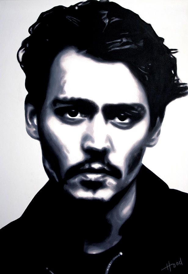 Johnny Painting