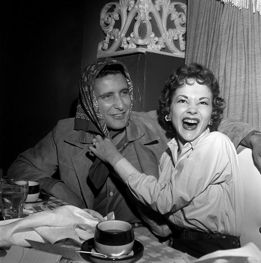 Johnny Stompanato Photograph by Michael Ochs Archives