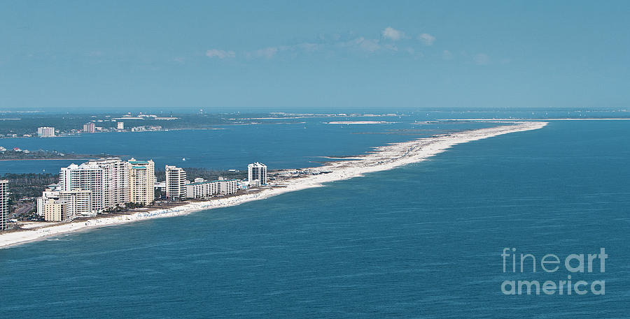 Johnson Beach by Gulf Coast Aerials -