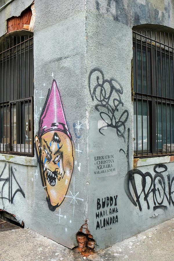 Joker on the Corner by T-S Fine Art Landscape Photography