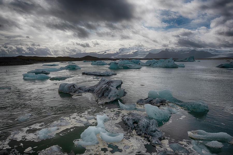 Jokulsarlon Glacier Lagoon 6301904 by Rick Veldman