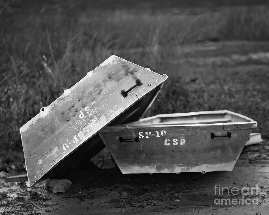 Jon Boats by Patrick M Lynch