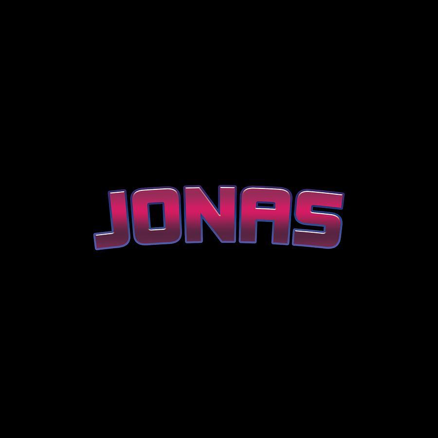 Jonas Digital Art - Jonas #Jonas by TintoDesigns