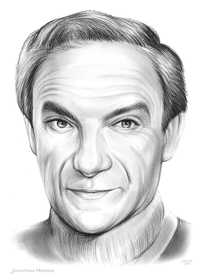 Jonathan Harris Drawing