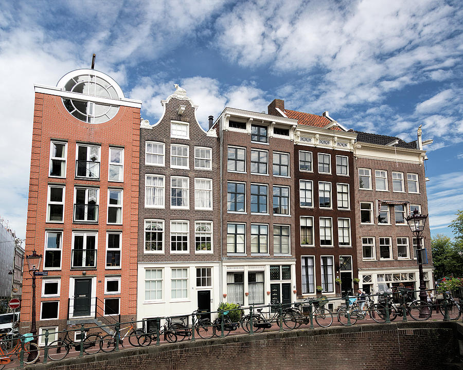 Jordaan Amsterdam by Jemmy Archer