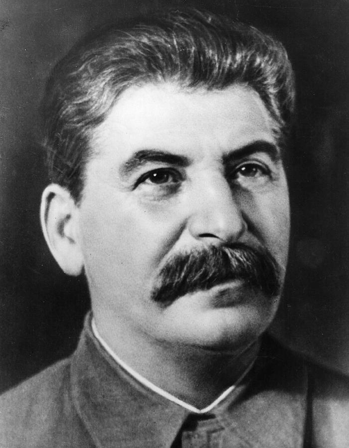 Joseph Stalin Photograph by Fox Photos