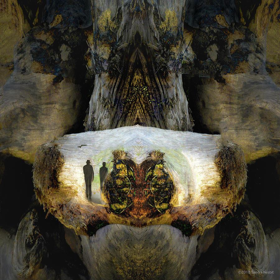 Journey Beyond Two Pillars by Sandra Nesbit