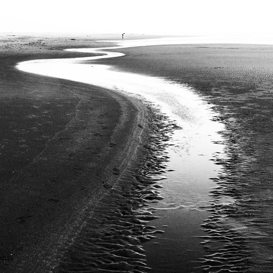 Journey To The Sea Photograph by R. Teneyck