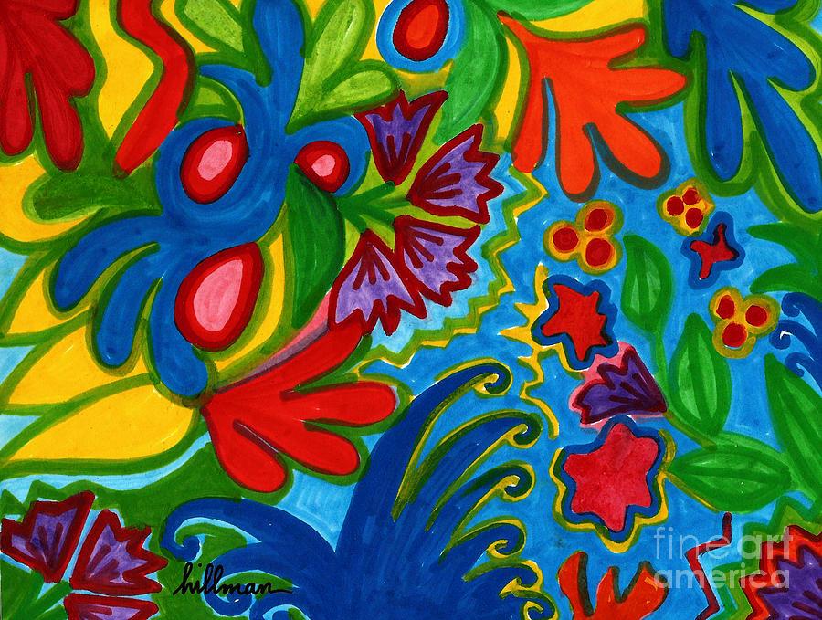 Joy 1 by A Hillman