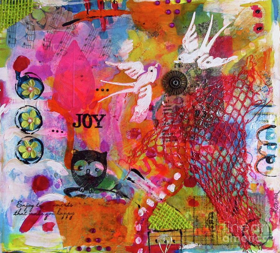 Joy  by Corina Stupu Thomas