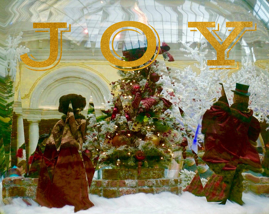 Joy In Dickensville Photograph