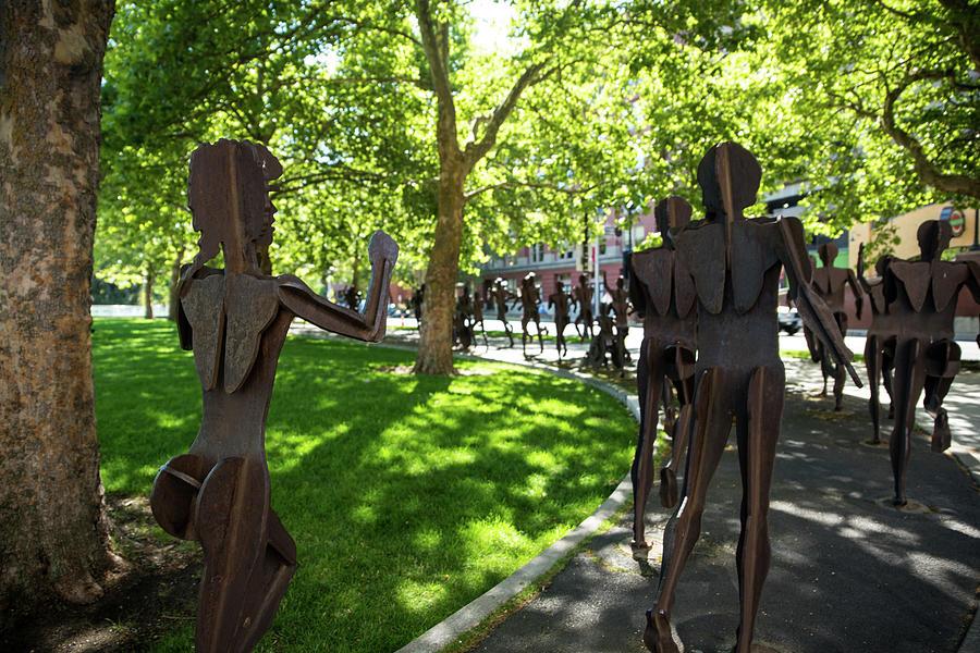Joy of Running Together by Tom Cochran