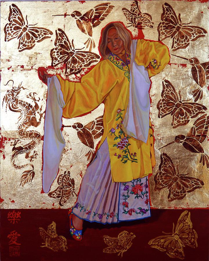 Joyful Love by Thu Nguyen