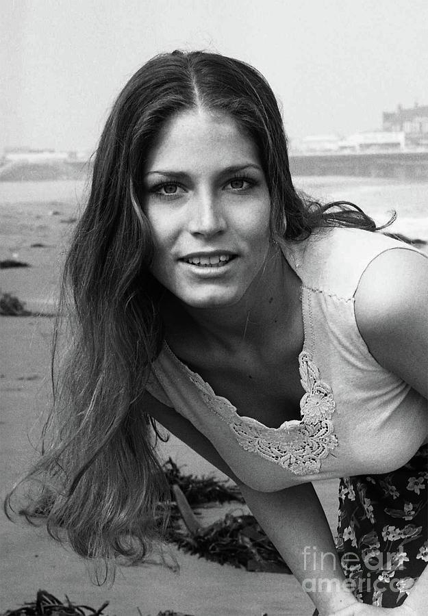 Juanita - Hot High School Babe - Santa Monica Beach - circa 1974 - 2a by Doc Braham