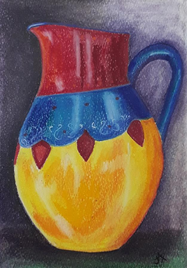 Jug by Jacqui Simpson