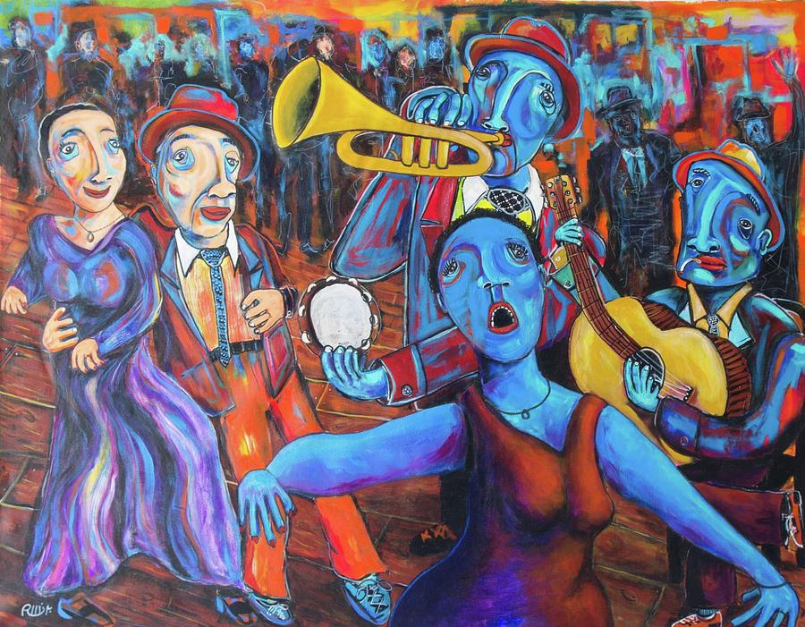Juke Joint by Robert Wolverton Jr