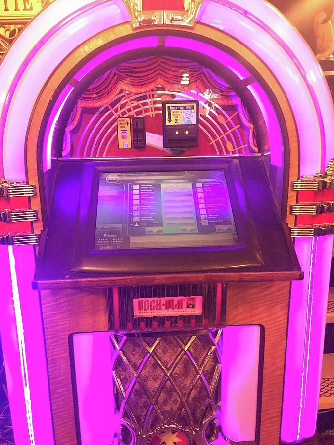 Jukebox Hero by Cindy Greenstein