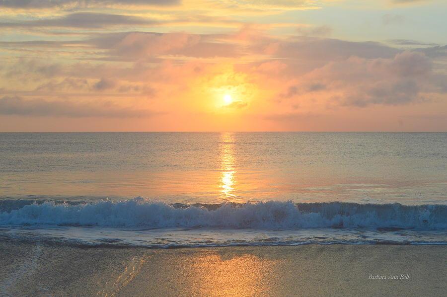 July 11, 2019 Sunrise by Barbara Ann Bell