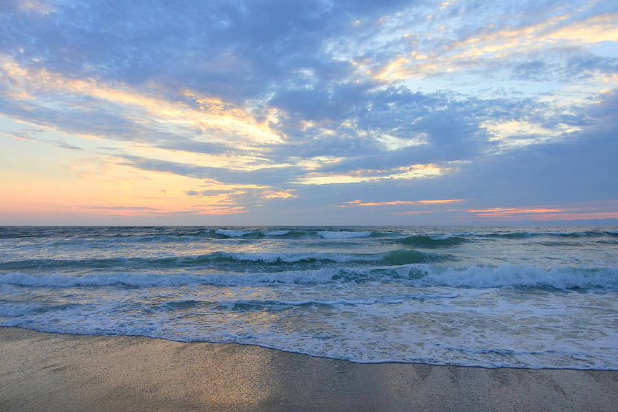 July 27 2019 Sunrise  by Barbara Ann Bell