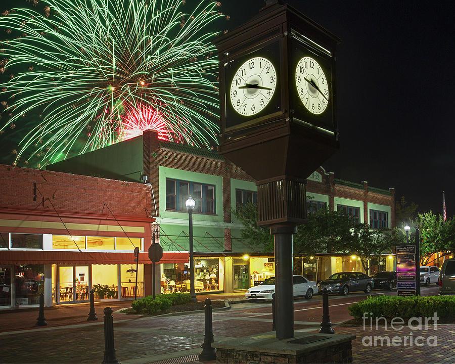 July 4th Sanford, Florida by John Zawacki