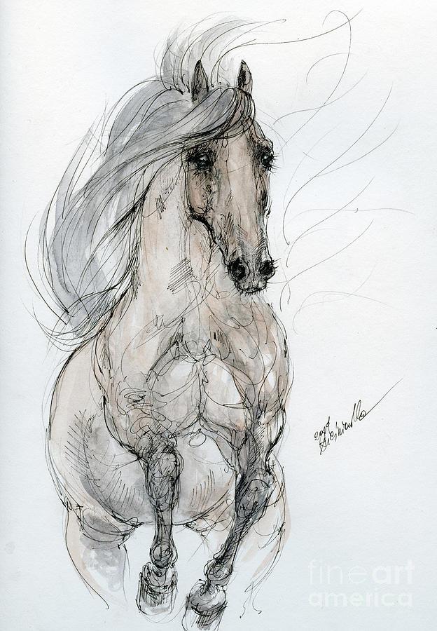 Jumping horse 2019 09 03 by Angel Ciesniarska