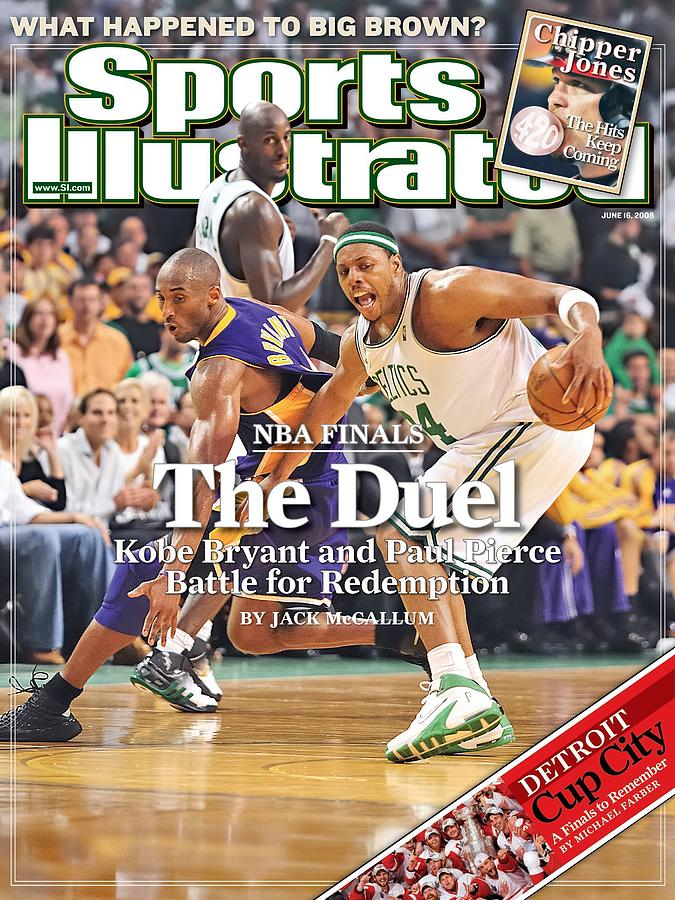 June 16, 2008 Sports Illustrated Sports Illustrated Cover Photograph by Sports Illustrated