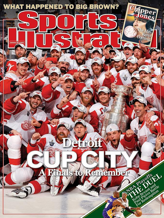 June 16, 2008 Sports Illustrated... Sports Illustrated Cover Photograph by Sports Illustrated
