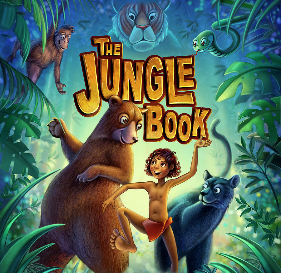 Jungle Book by Anne Wertheim