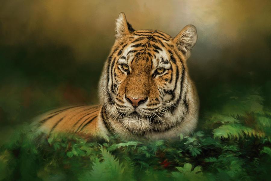 Jungle Monarch by Kelley Parker