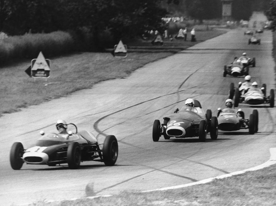 Junior Monza Photograph by Keystone