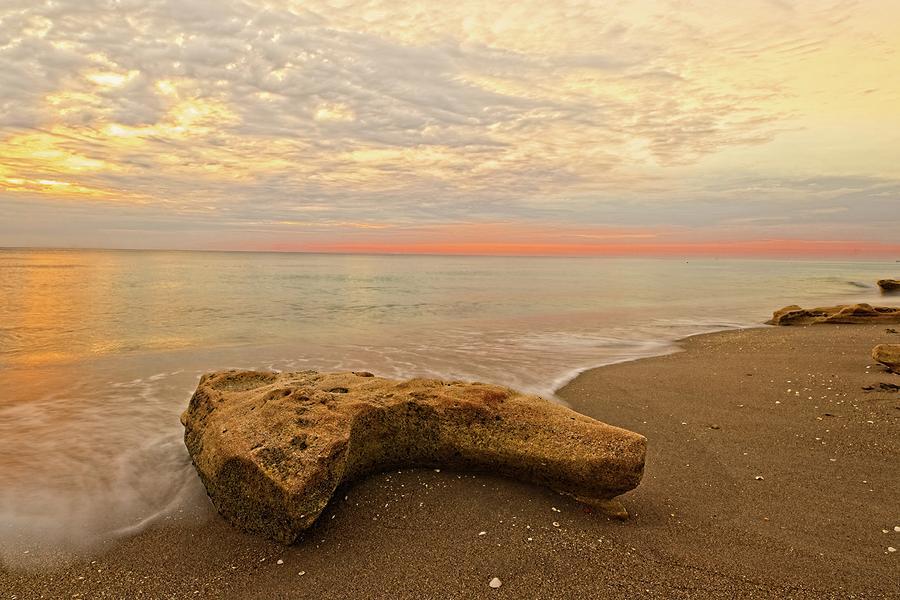 Jupiter Beach by Steve DaPonte
