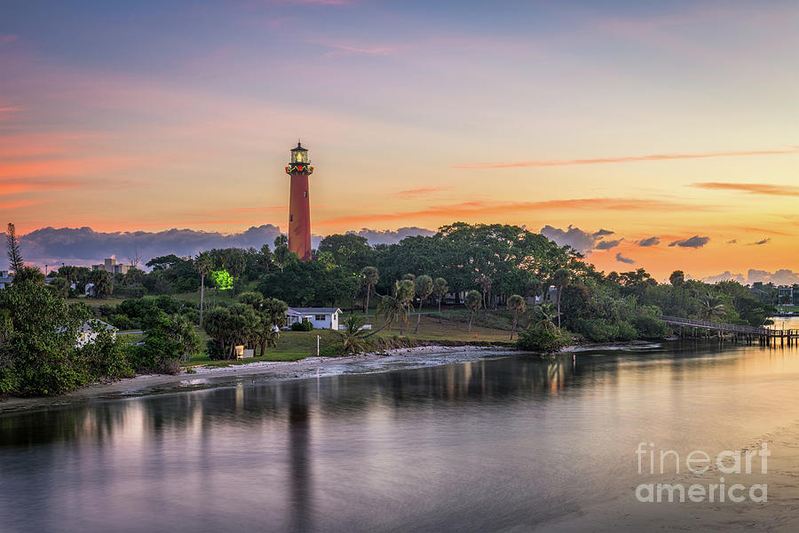 Jupiter Inlet Light House Photograph by Sean Pavone