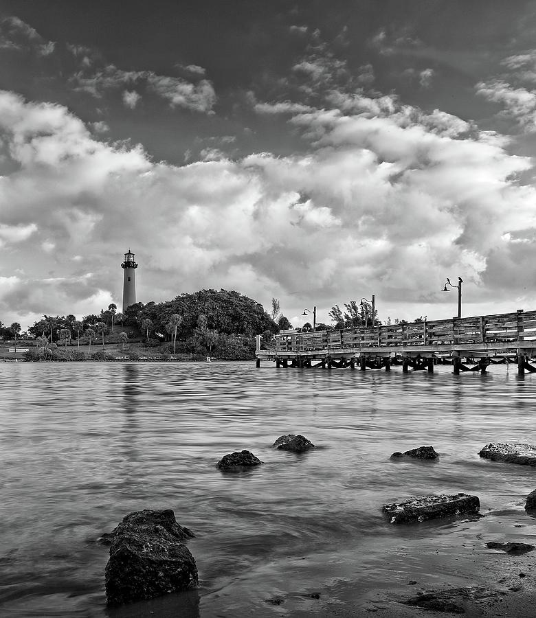 Jupiter Lighthouse 2 by Steve DaPonte