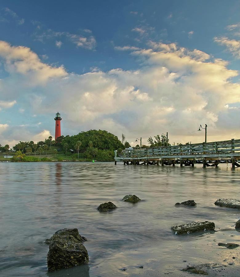 Jupiter Lighthouse by Steve DaPonte