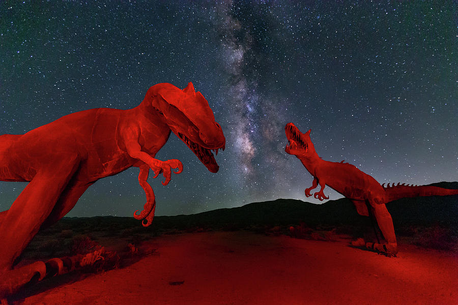 Jurassic by Tassanee Angiolillo