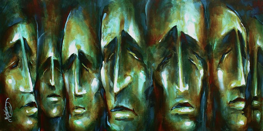 Jury of Seven by Michael Lang