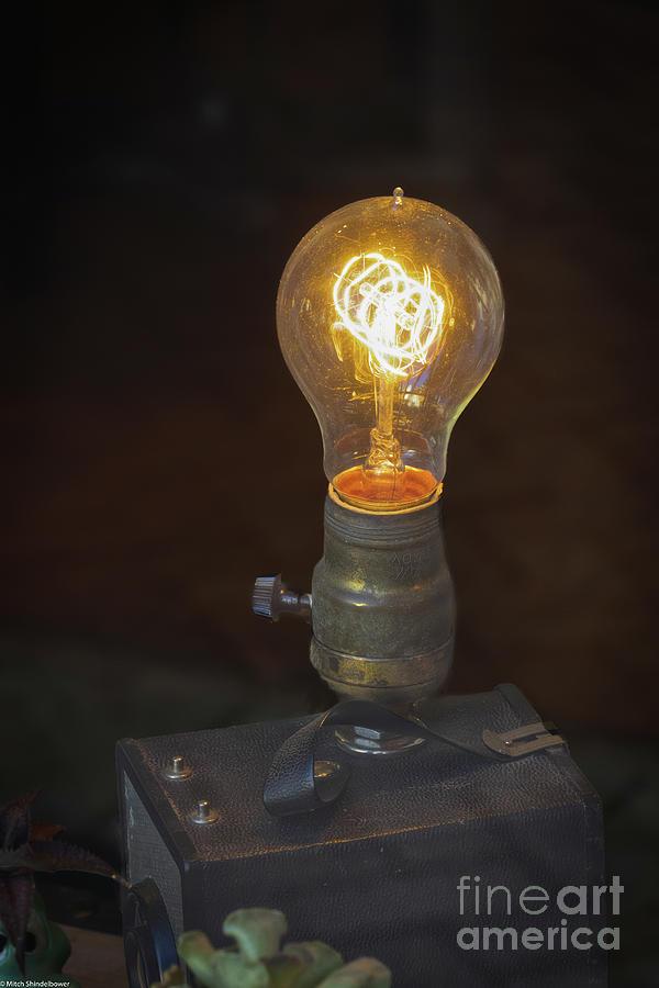 Just A Little Light by Mitch Shindelbower