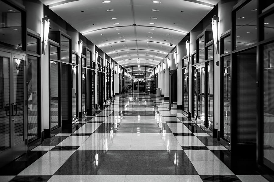Just Down the Hall by Miguel Winterpacht