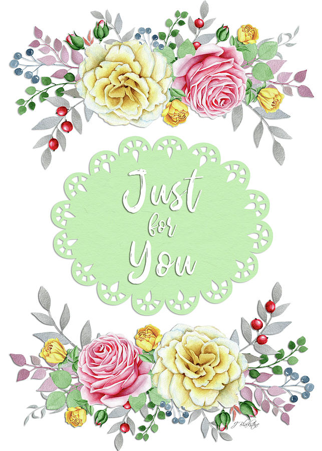 Just For You - Kindness by Jordan Blackstone