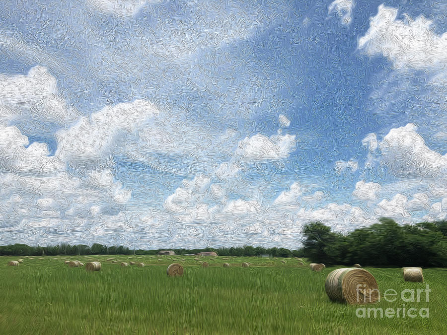 Just Outside Parsons Kansas by Jenny Revitz Soper