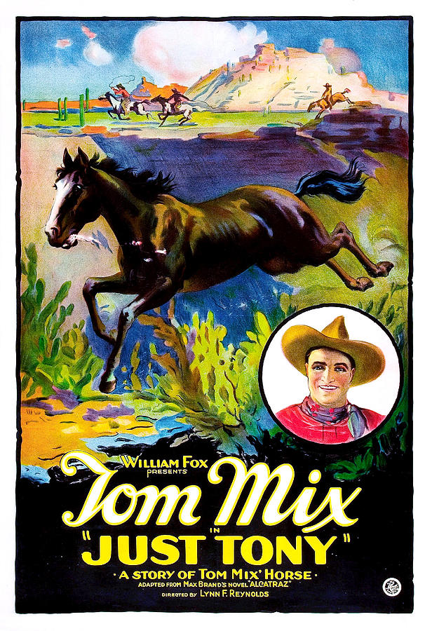 Just Tony by Fox Film Corp