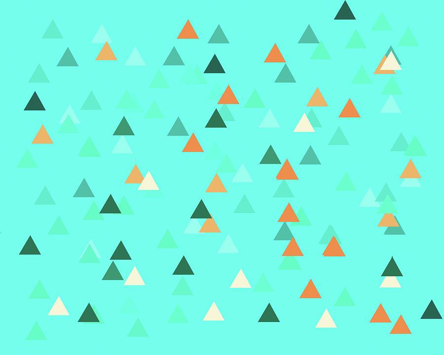 Just Tri - Cyans Digital Art