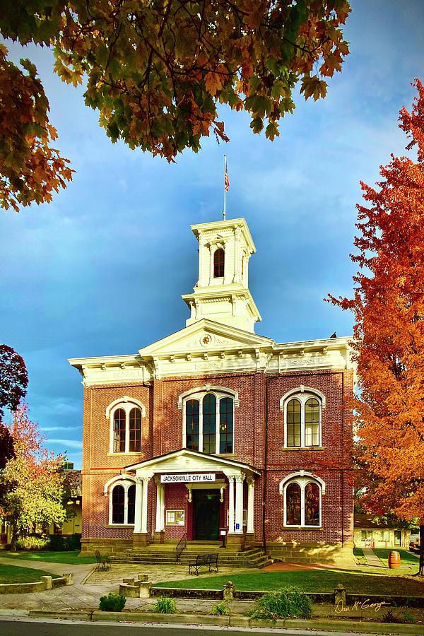 J'Ville City Hall by Dan McGeorge
