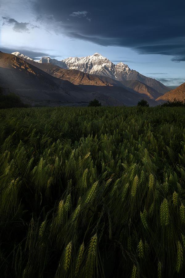 Kagbeni, Lower Mustang, Nepal Photograph