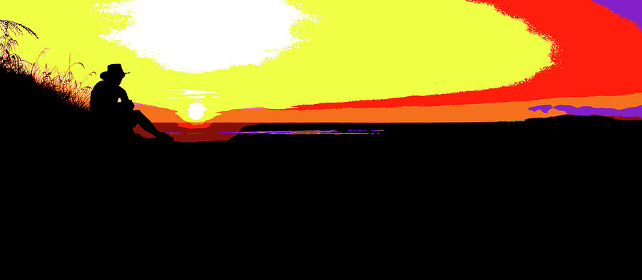 Kakadu Sunset #2 - Pop Art by Lexa Harpell