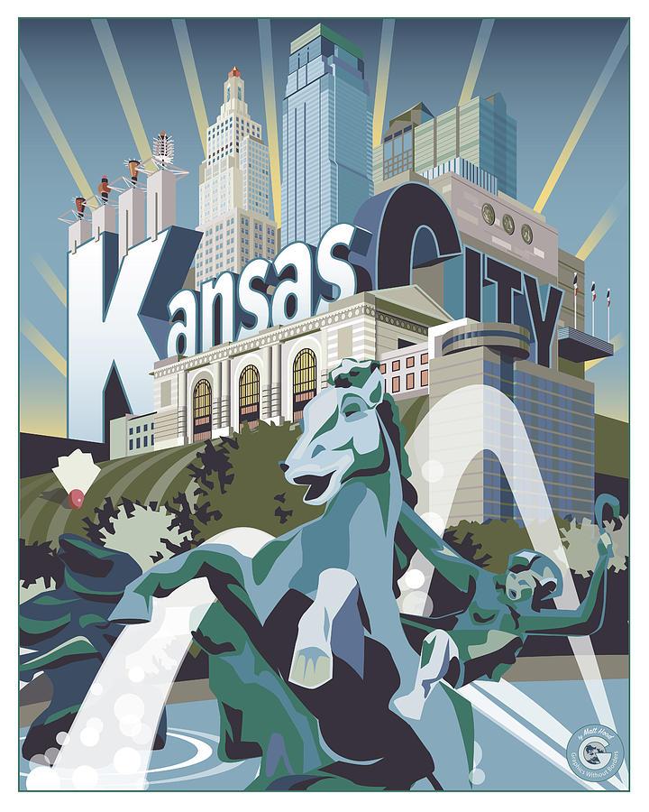 Kansas City by Matt Hood